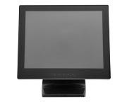 10 Flat LCD Screen Monitor w/stand