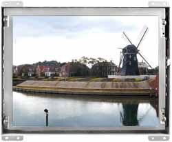 12 inch Open Frame Display Optional Touch